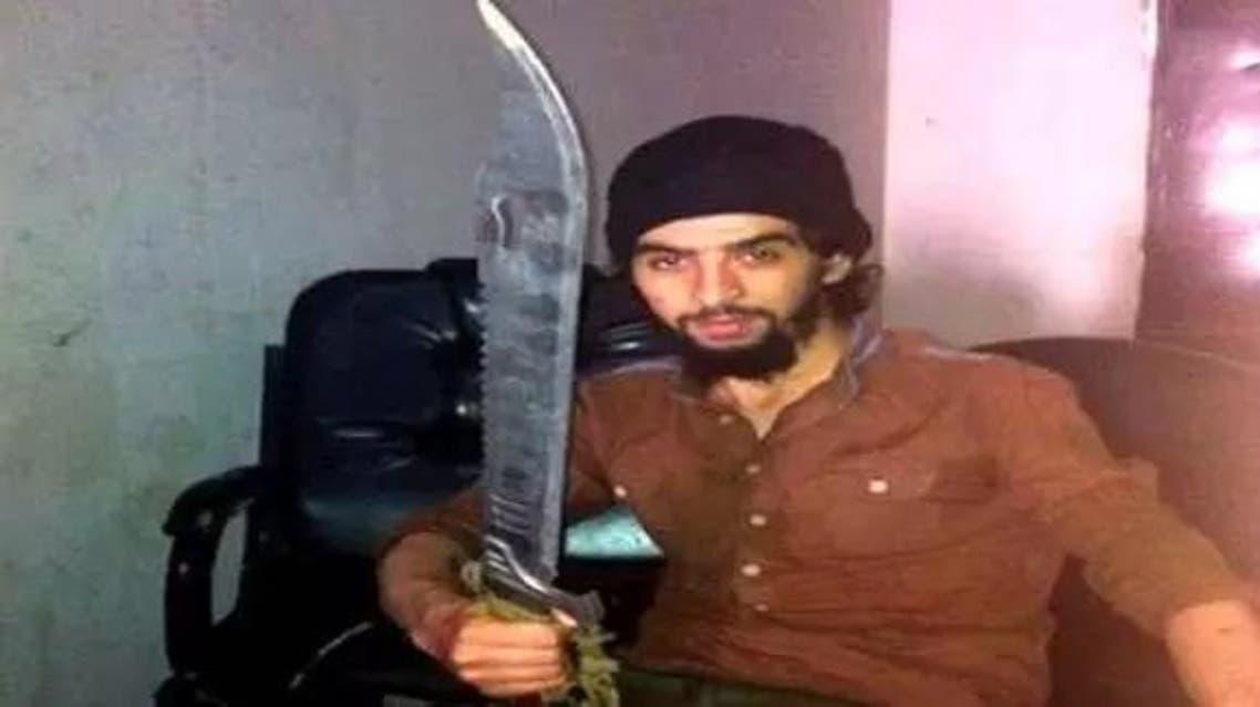 محمد حمدوش الداعشي المغربي