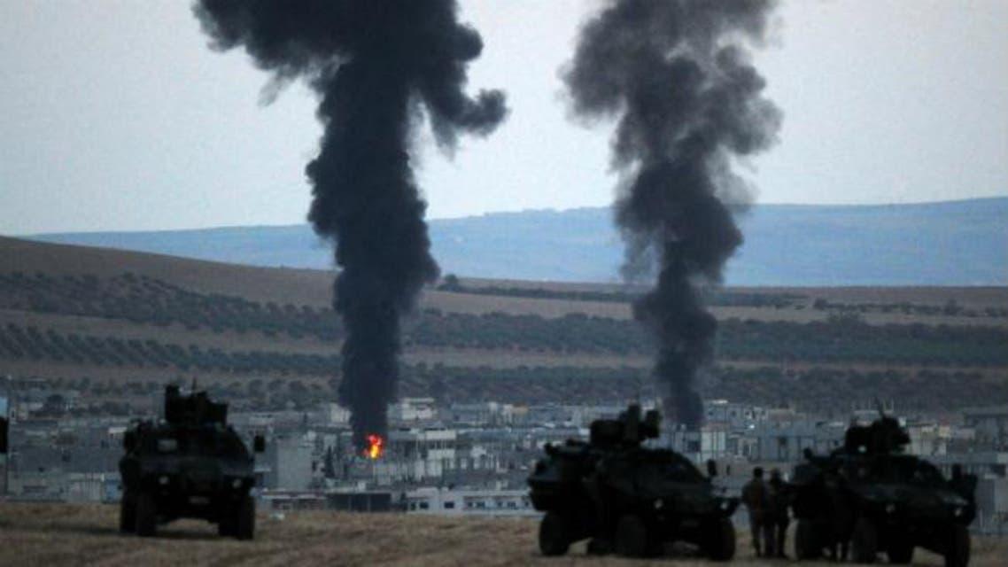 انسحاب مفاجئ لداعش بعد القصف المصري