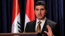 بارزاني: بغداد مفلسة ورفضنا واردات النفط