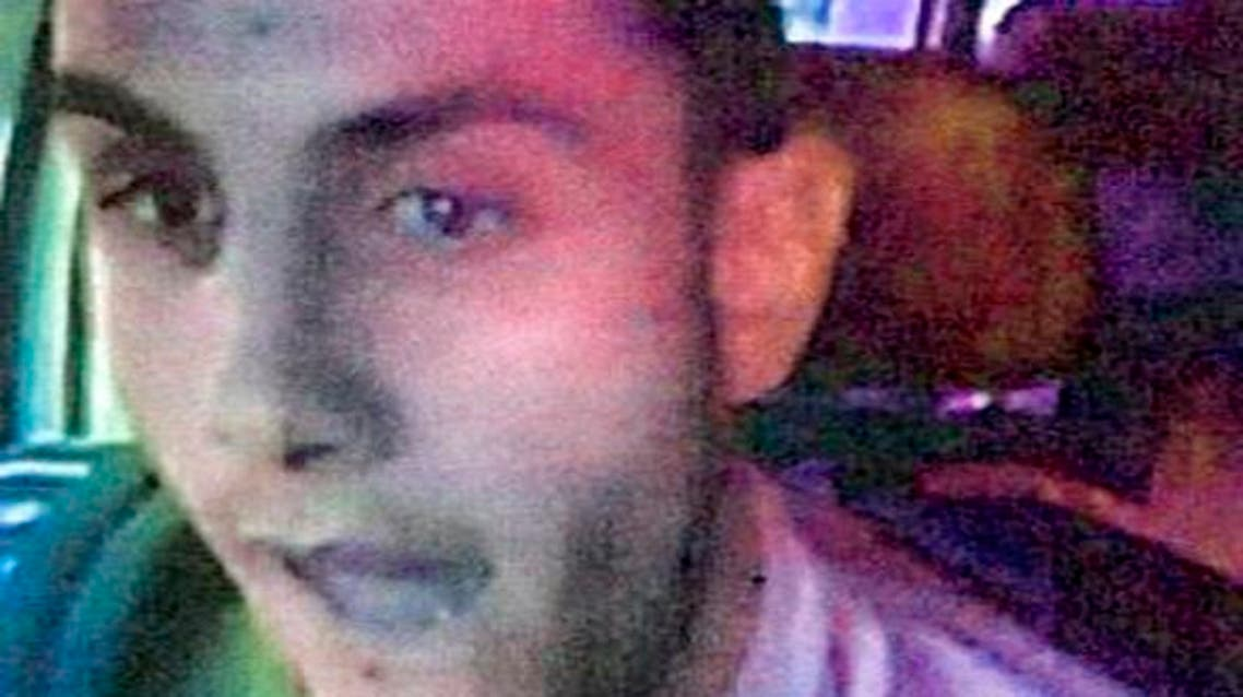 An image released by Danish police of Omar Abdel Hamid El-Hussein (File photo: Reuters)