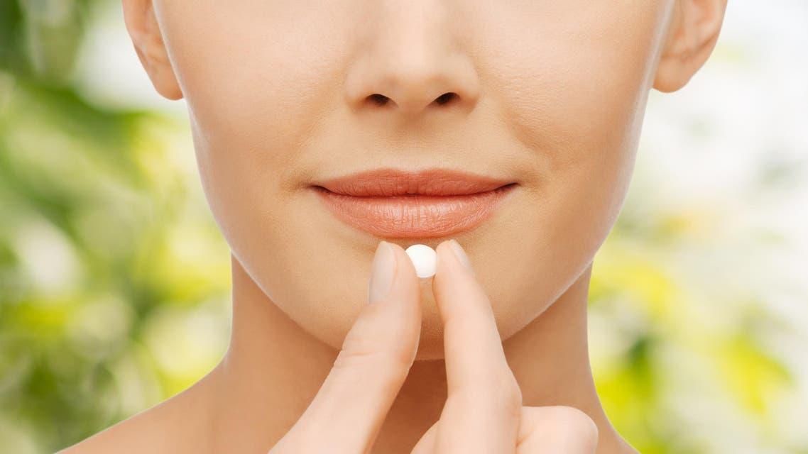 Women the pill Shutterstock