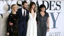 Dominant 'Fifty Shades of Grey' sets box office record