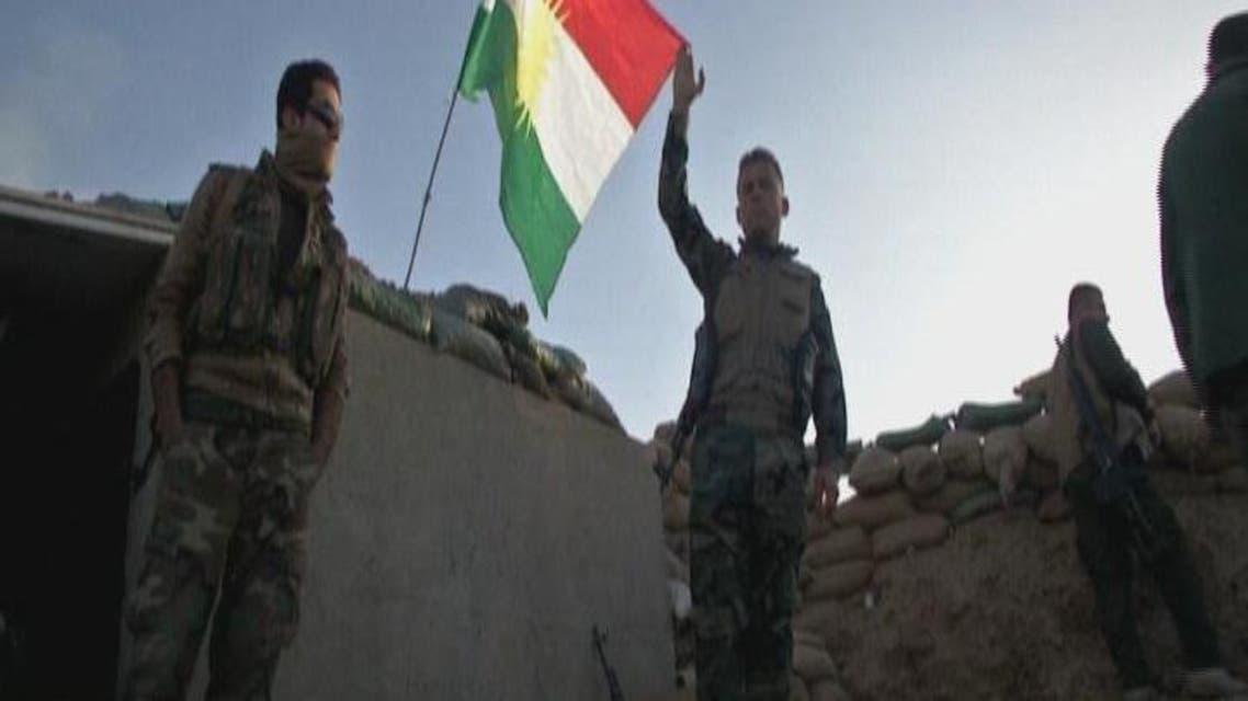 THUMBNAIL_ ميليشيات عراقية تهب لدعم البيشمركة ضد داعش