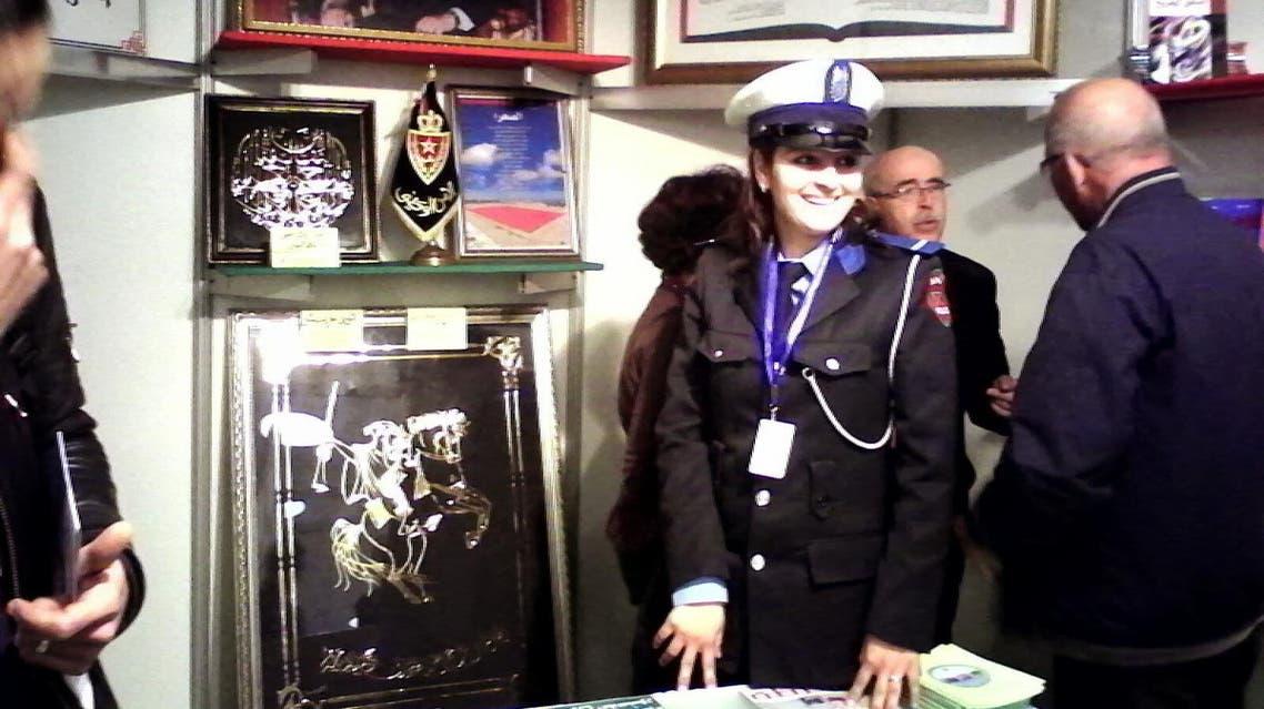 الأمن المغربي يعرض الإبداعات الفنية للشرطة
