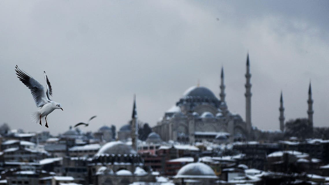 turkey AFP