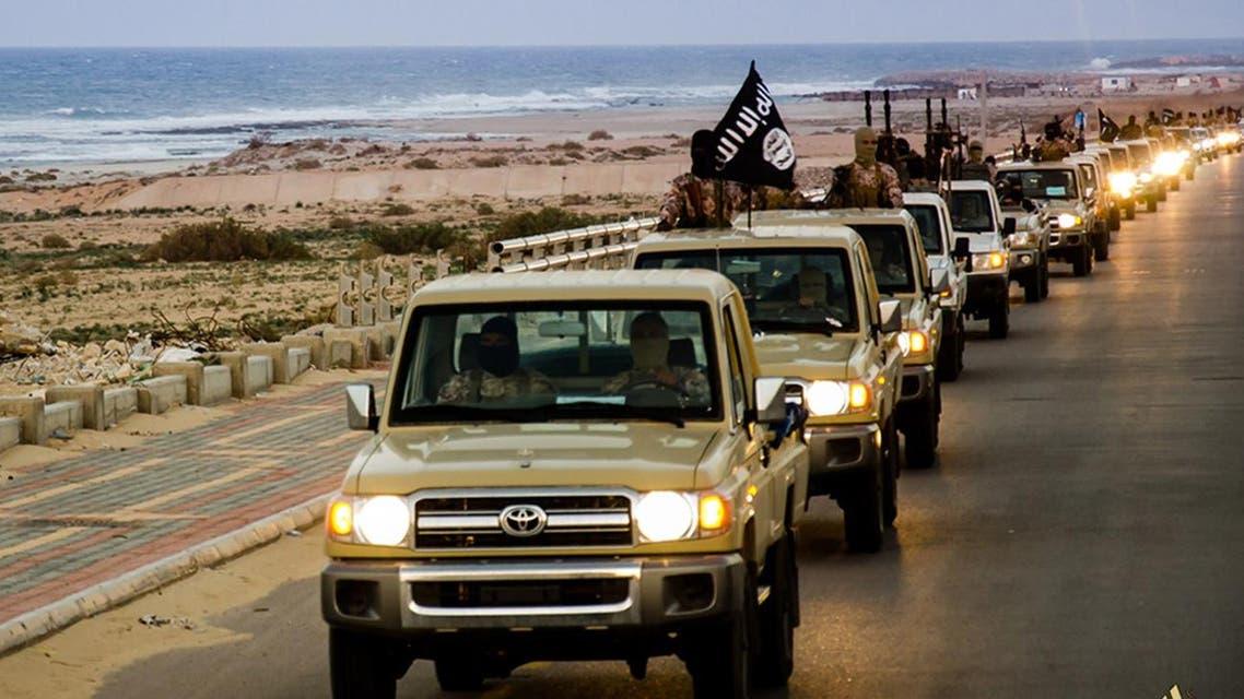 داعش في سرت