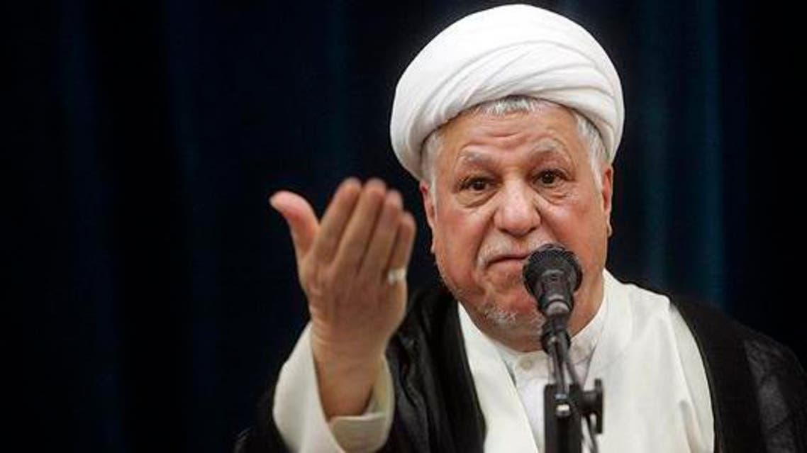 هاشمي رفسنجاني علي أكبر هاشمي بهرماني