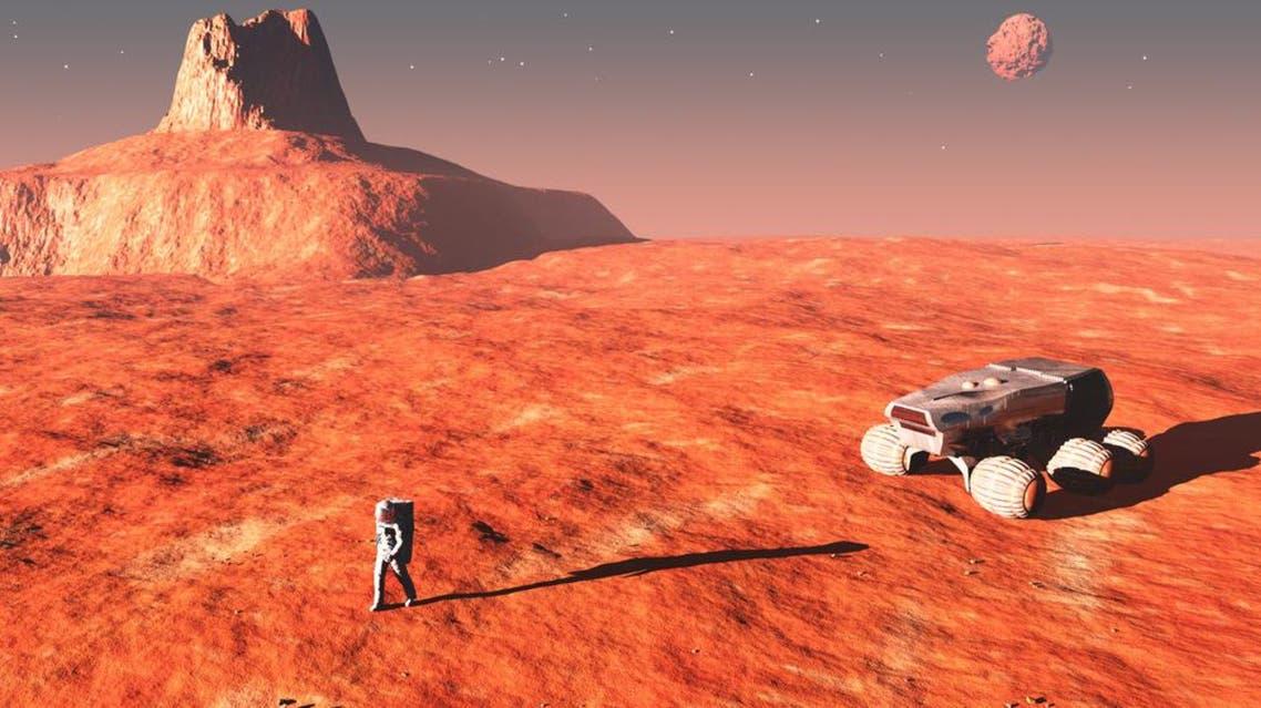 Mars One shutterstock