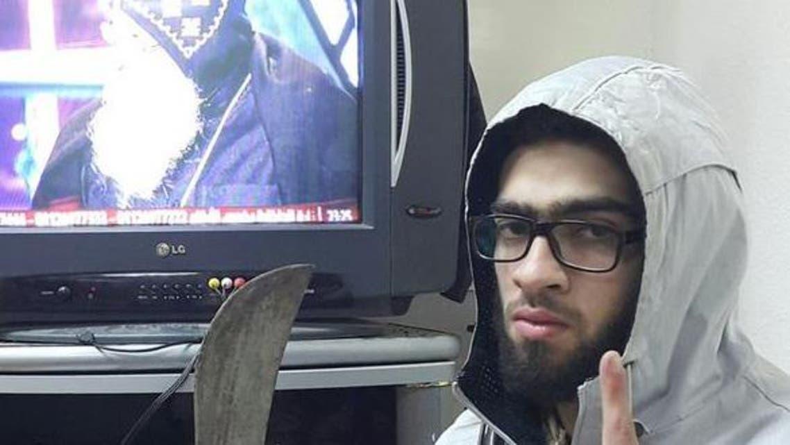 """إسلام يكن المصري المنتمي لتنظيم """"داعش"""""""