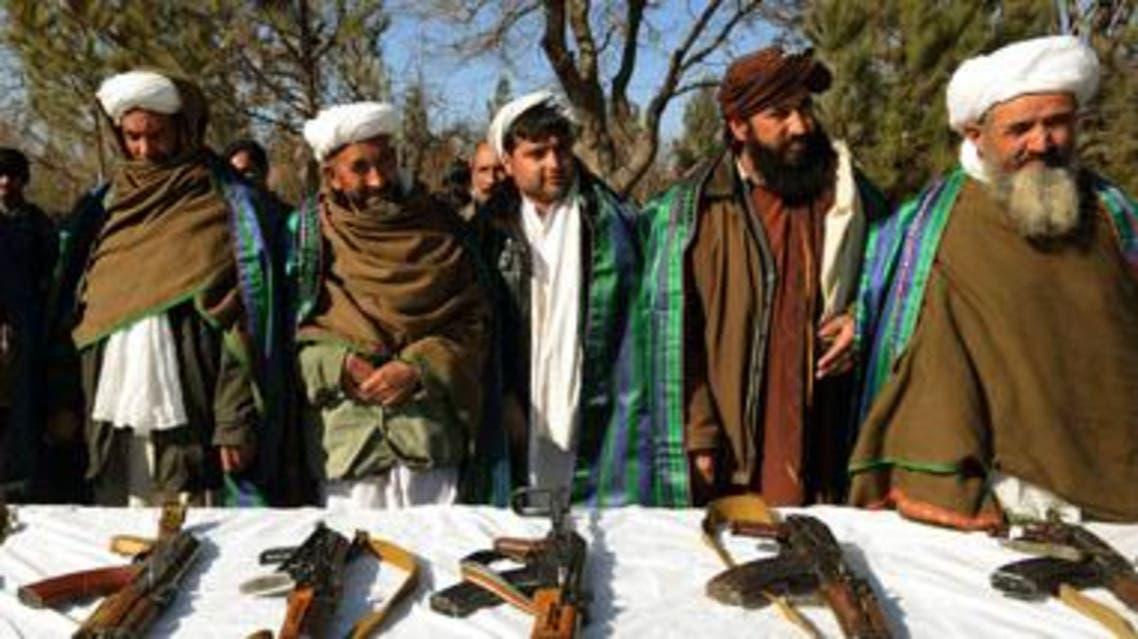 طالبان أفغانستان تجرى محادثات سلام مع أمريكا