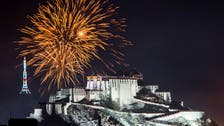 Asia rings in year of the sheep with fireworks, festivities