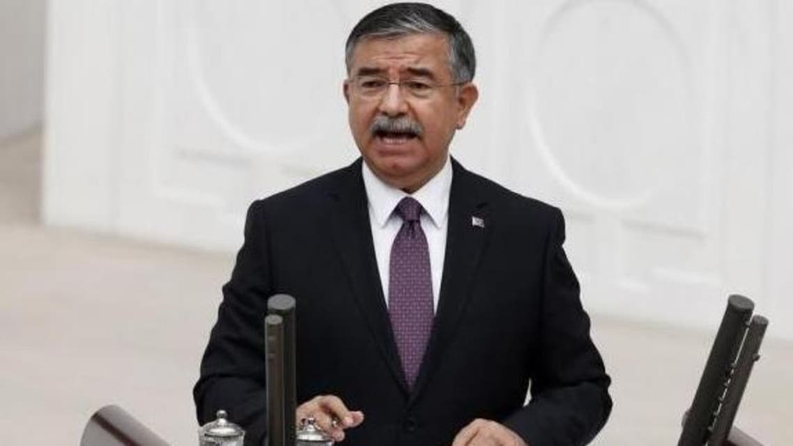 Defense Minister Ismet Yilmaz said in a written answer to a parliamentary question that bid assessment had been completed and no new official bid was received. (File photo: Reuters)