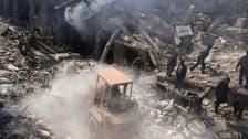 المعارضة السورية تنتزع قرية شرق دوما من النظام