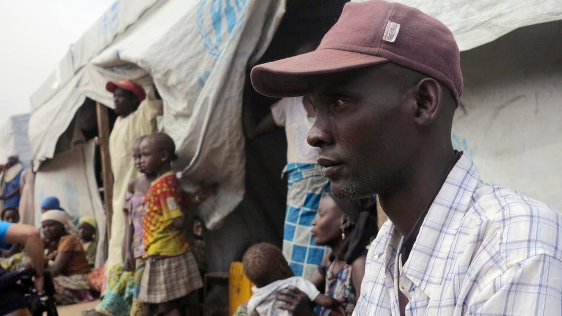 Emmanuel Ali Talka, 36, fled his village Ngoshe in Nigeria to Cameroon following a Boko Haram attack. (File photo: Reuters)