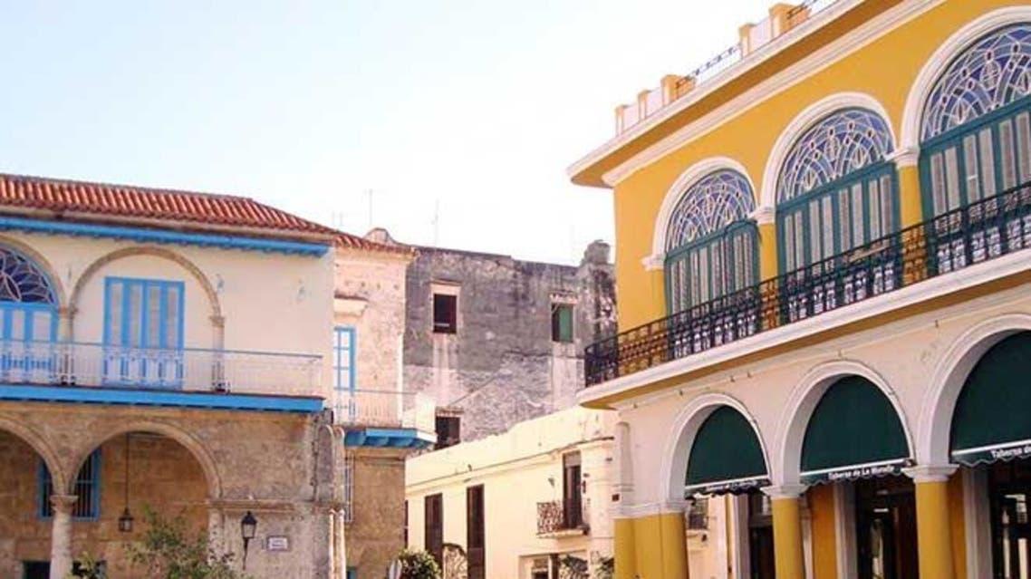 منازل كوبا السياحية