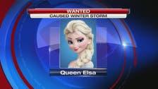 """شرطة كنتاكي تصدر مذكرة بحث عن """"إلسا"""" ملكة الثلوج"""