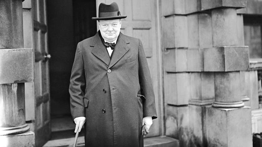 How did Churchill view Islam and Muslims?