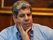 بعد واقعة المصارعة.. تلفزيون مصر يمنع شوبير من الظهور