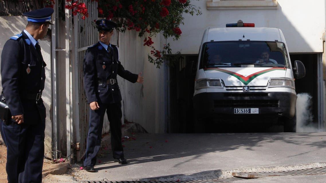 Morocco police (AP)