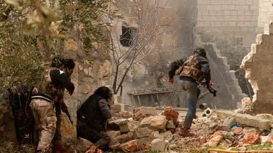 سوريا: النظام يفشل بقطع طرق إمداد المعارضة في حلب