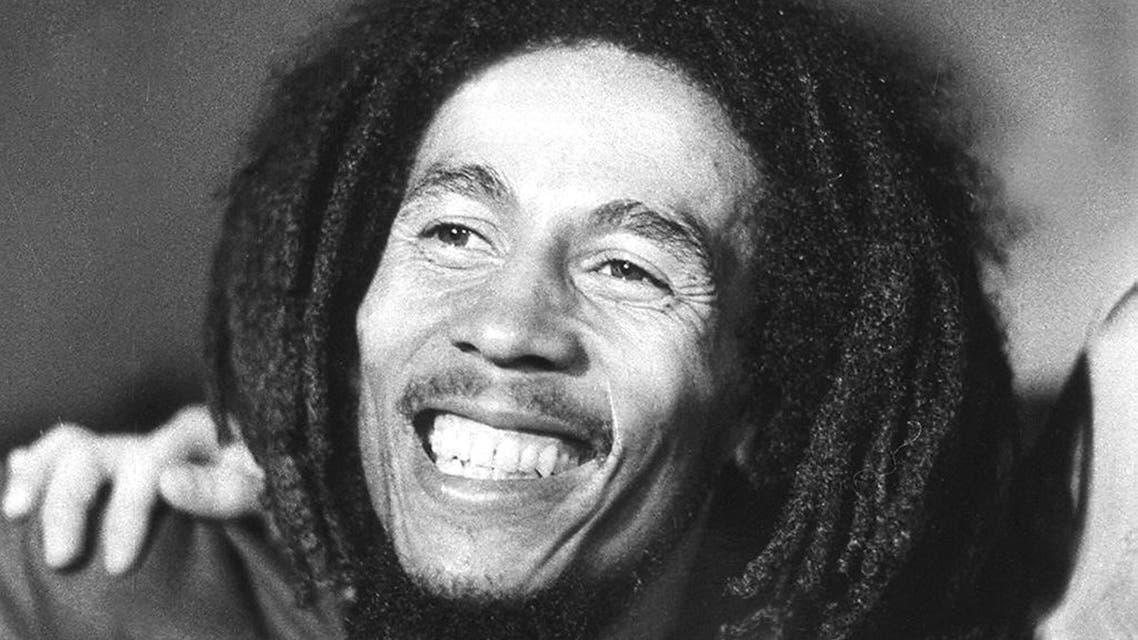 Bob Marley AFp