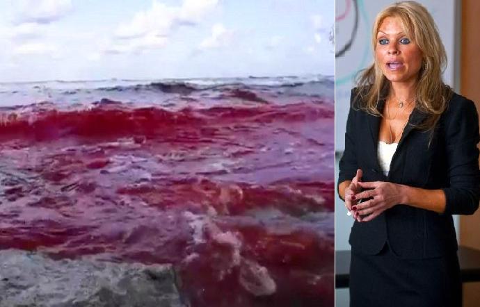 فيريان خان تؤكد أن تلوين البحر بالأحمر ممكن حتى بالهاتف الجوال، وليس ضرورياً بدم المذبوحين