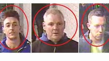 Images of Chelsea 'racist' fans revealed