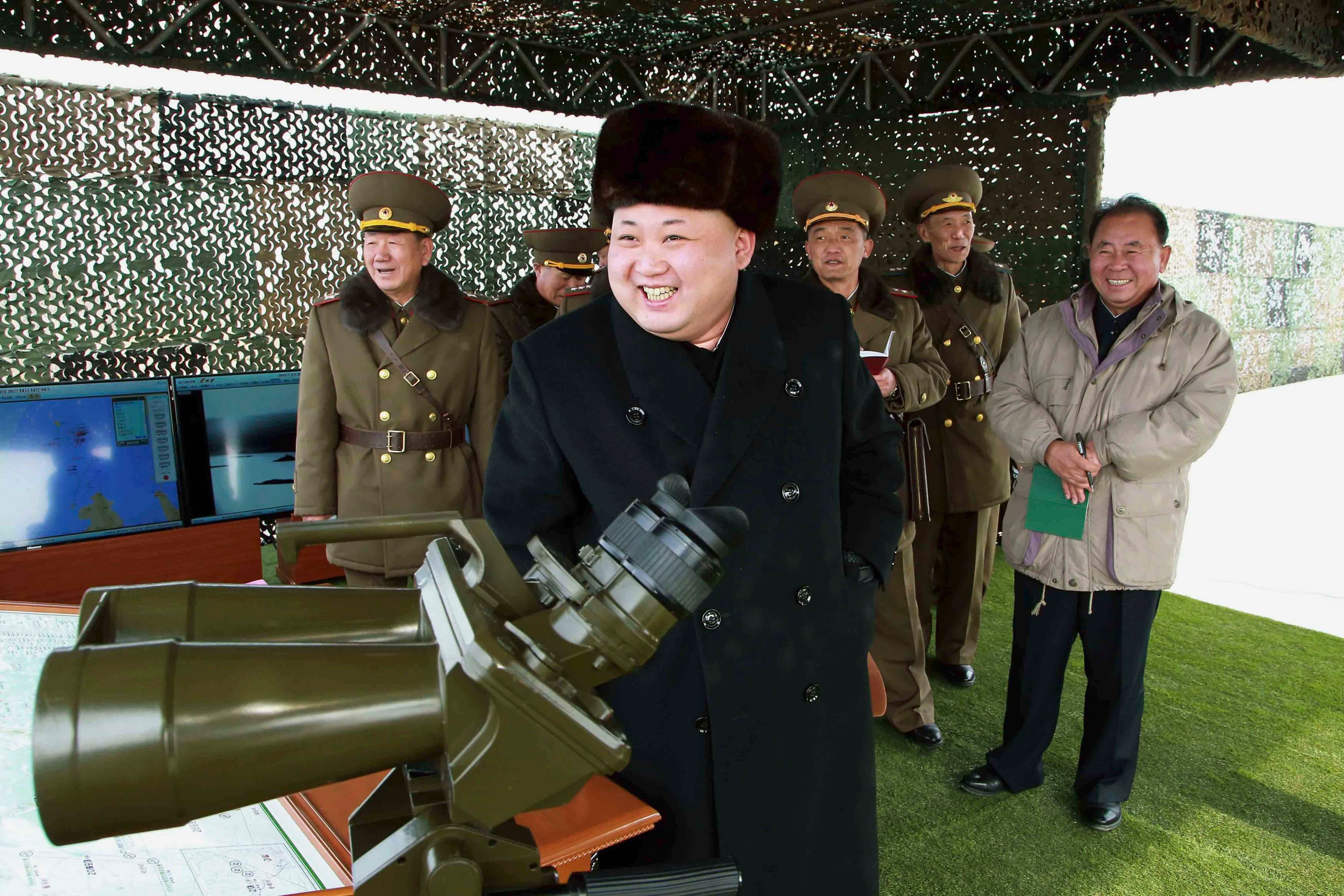 Kim Jong Un North Korea Reuters
