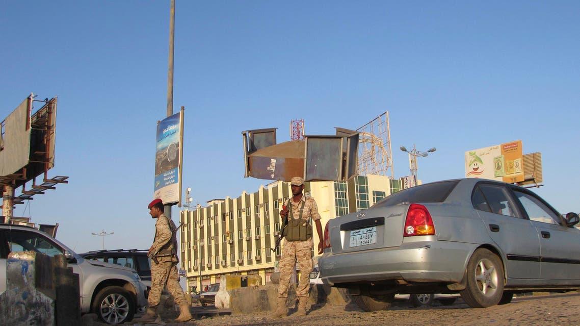إجراءات أمنية مشددة في عدن اليمن
