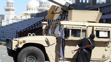 الحوثيون ينسحبون من مديرية الشحر في حضرموت