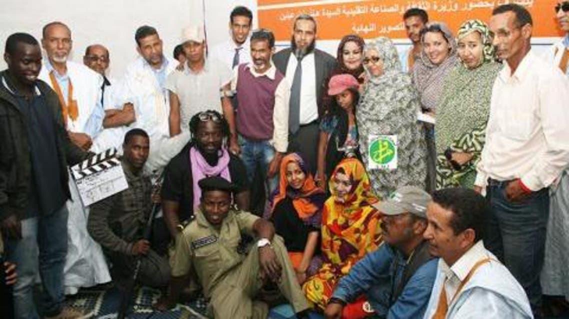 فريق عمل الفيلم الموريتاني