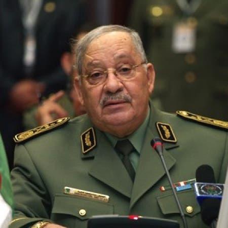 رئيس أركان الجيش الجزائري:لن نسمح بعودة حقبة سفك الدماء