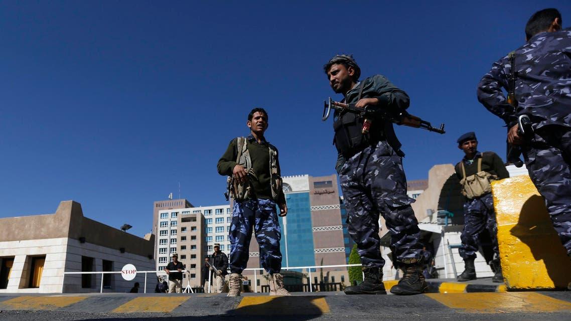 عناصر من الشرطة اليمنية 3