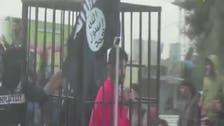 دسیوں یرغمال کرد فوجی داعش کے ہاتھوں قتل؟