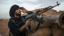 Kurdish fighters attack ISIS in northeast Syria