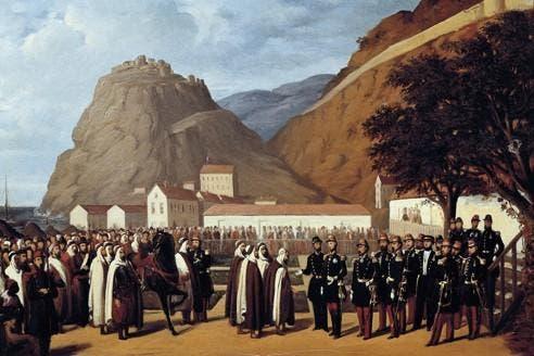 الاستعمار الفرنسي للجزائر