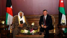 أمير الكويت يزور الأردن لبحث أوضاع المنطقة
