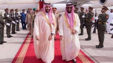 Saudi defense minister emphasizes 'strong' ties with UAE during visit