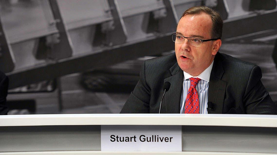 Stuart Gulliver AFP