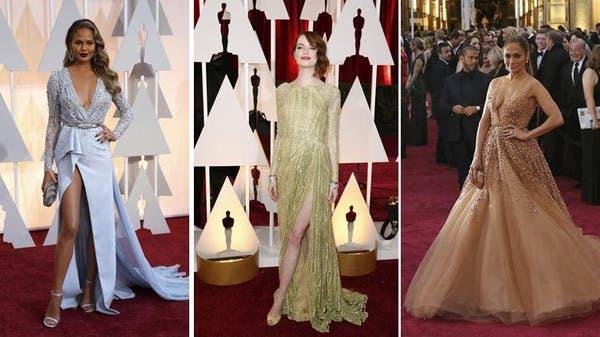 Ladies don Lebanese designs at Oscars