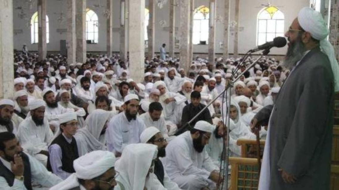 إمام وخطيب المسجد المكي في زاهدان عبد الحميد إسماعيل زهي