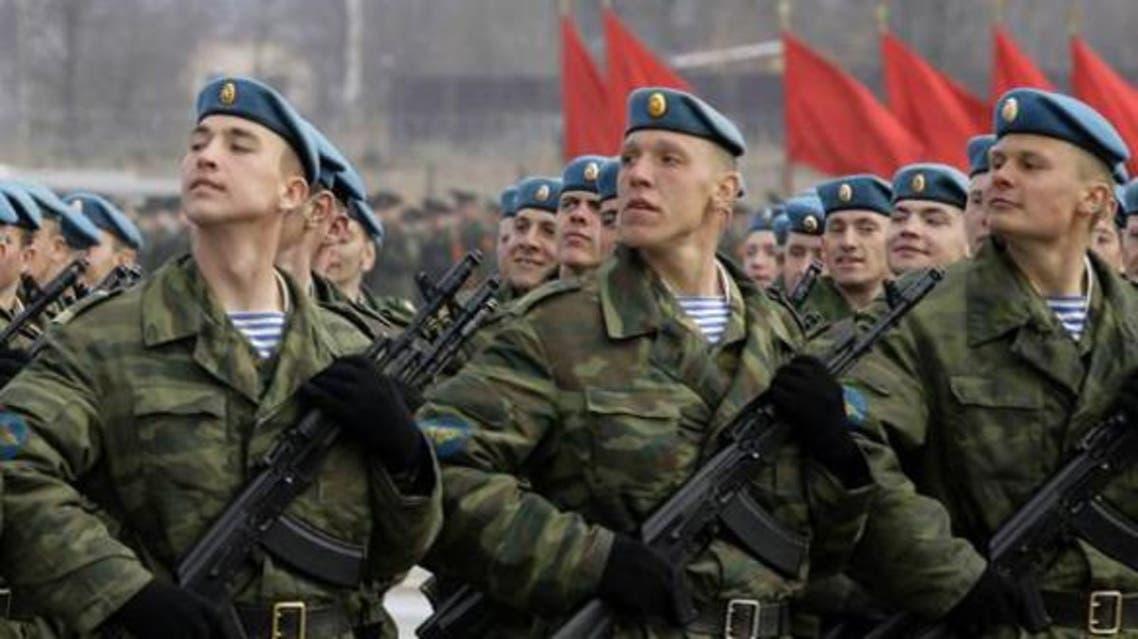 ارتش روسیه