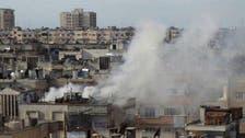 قتلى وجرحى في هجوم انتحاري مزدوج قرب دمشق