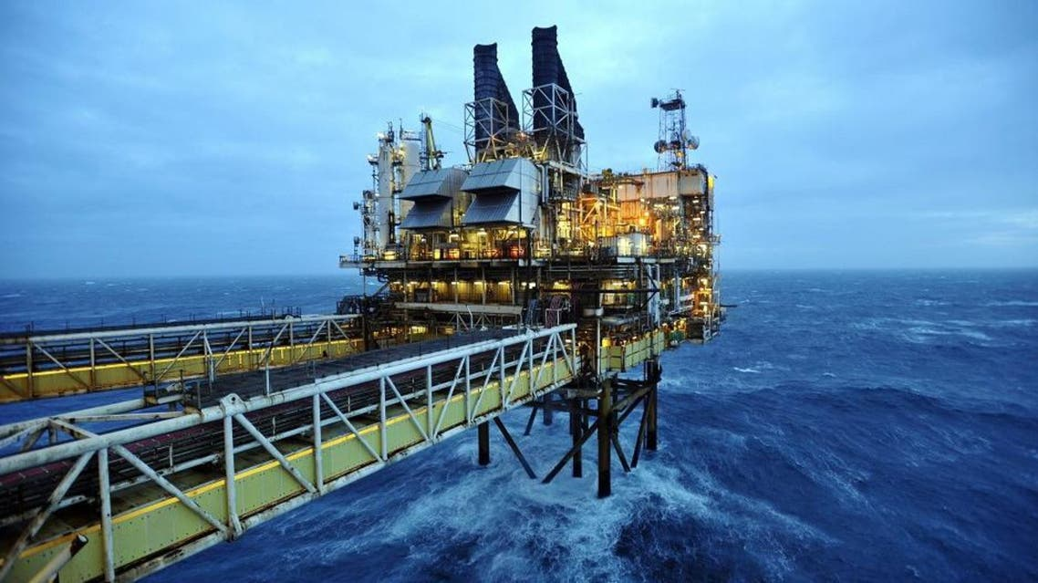 World oil prices rose on Feb 17, reversing earlier losses, as traders kept an eye on the crisis in crude exporter Libya. (File photo: AFP/Andy Buchanan)
