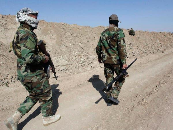 """مقتل جنود عراقيين """"بنيران صديقة"""" في الأنبار"""