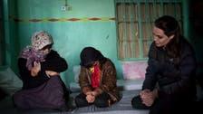 Yazidi woman shares ISIS horror in Jolie film