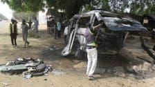 Teenage girl bomber kills 15 at northeast Nigeria bus station