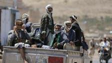 یمنی باغی، صدر ھادی کی رہائش گاہ تباہ کرنے کے لیے ابین روانہ