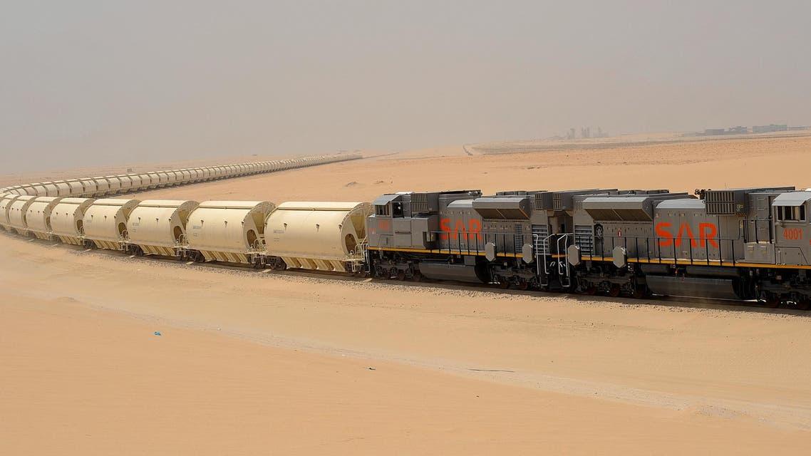 قطار الشمال قطارات الشمال سار السكك الحديد السعودية