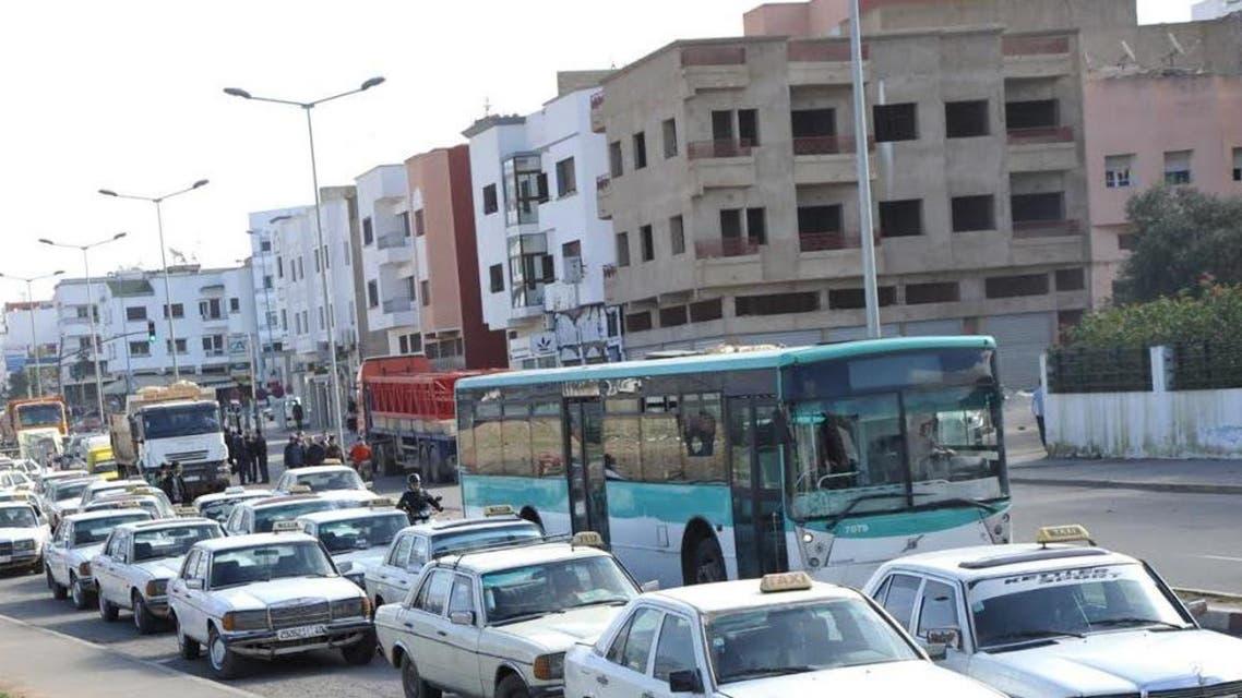 سيارات اجرة مغرب